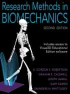 Research Methods In Biomechanics 2nd Edition ebook by Robertson,D. Gordon; Caldwell,Graham; Hamill,Joseph; Kamen,Gary; Whittlesey,Saunders