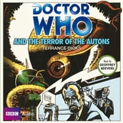 Doctor Who And The Terror Of The Autons audiobook by Terrance Dicks