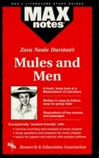 Mules and Men (MAXNotes Literature Guides) ebook by Christopher Hubert