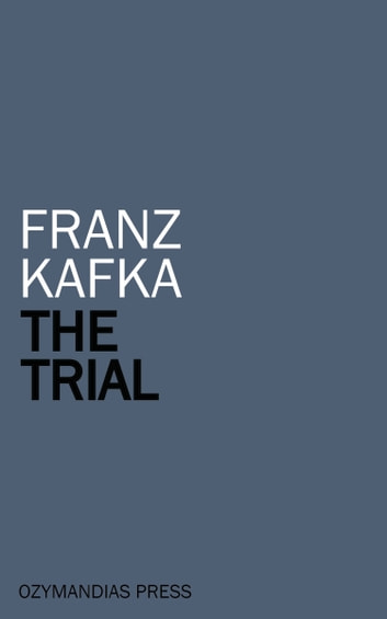 an analysis of the trial by franz kafka The trial by franz kafka is one of the great novels of the 20h century josef k is an ordinary man who is arrested on his 30th birthday josef k is an ordinary man who is arrested on his 30th birthday.