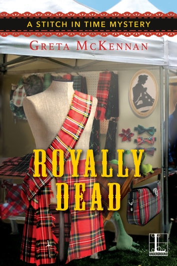 Royally Dead ebook by Greta McKennan