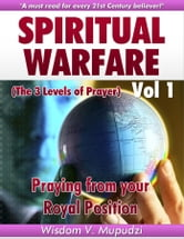 Spiritual Warfare Volume 1 - The Three Levels of Prayer ebook by Wisdom Mupudzi