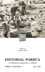 Diario ebook by Ana Frank, Daniel Rops