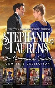 The Adventurers Quartet Complete Collection - An Anthology ebook by Stephanie Laurens
