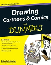 Drawing Cartoons and Comics For Dummies ebook by Kobo.Web.Store.Products.Fields.ContributorFieldViewModel