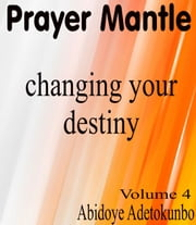 Prayer Mantle ebook by Adetokunbo Abidoye