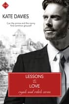Lessons in Love ebook by Kate Davies