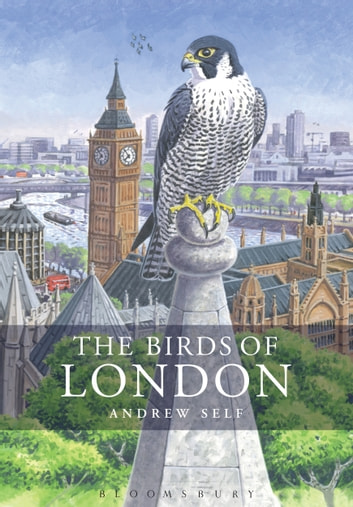 The Birds of London ebook by Mr Andrew Self