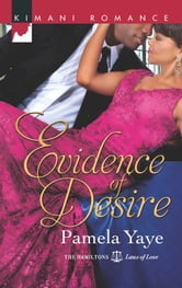 Evidence of Desire ebook by Pamela Yaye