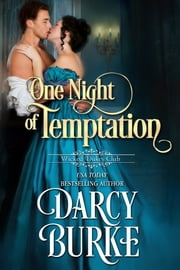 One Night of Temptation ebook by Darcy Burke