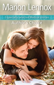 Marion Lennox Author Favourites/Rescue At Cradle Lake/The Doctor's Proposal/A Special Kind Of Family ebook by Marion Lennox
