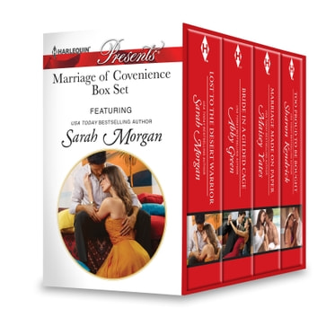 Marriage of Convenience Box Set - An Anthology ebook by Sarah Morgan,Maisey Yates,Abby Green,Sharon Kendrick