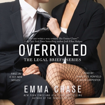 Overruled audiobook by Emma Chase