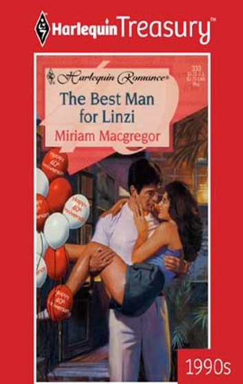The Best Man for Linzi ebook by Miriam MacGregor