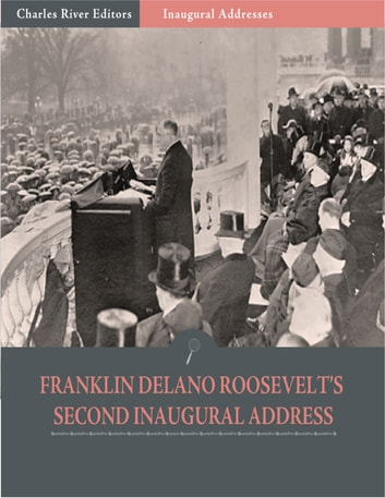roosevelts innagural address Focus analyze think more make progress president roosevelt delivered his first inaugural address on address them with a candor and a decision which the.