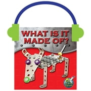 What Is It Made Of? audiobook by Hansen, Amy S.