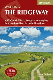 The Ridgeway National Trail - Avebury to Ivinghoe Beacon, described in both directions ebook by Steve Davison