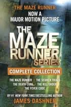 The Maze Runner Series Complete Collection (Maze Runner) ekitaplar by James Dashner