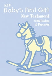 KJV Baby's First Gift New Testament ebook by Thomas Nelson