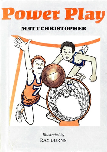 Power Play ebook by Matt Christopher
