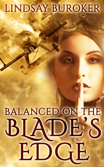 Balanced on the Blade's Edge (Dragon Blood, Book 1) ebook by Lindsay Buroker