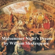 A Midsummer Night's Dream, with line numbers ebook by William Shakespeare
