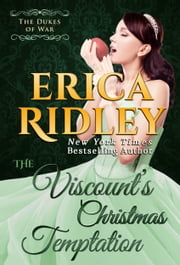 The Viscount's Christmas Temptation ebook by Erica Ridley