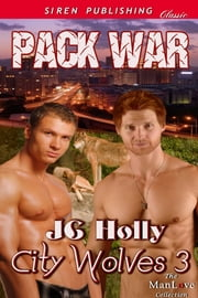 Pack War ebook by JC Holly