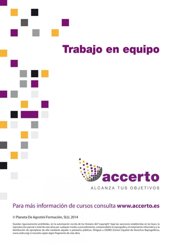 Trabajo en equipo ebook by Accerto