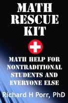Math Rescue Kit ebook by