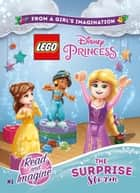 LEGO Disney Princess: The Surprise Storm - Chapter Book 1 ebook by Jessica Brody