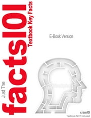 e-Study Guide for Medical-Surgical Nursing: Critical Thinking in Patient Care, textbook by Priscilla LeMone - Nursing, Medical-surgerical nursing ebook by Cram101 Textbook Reviews