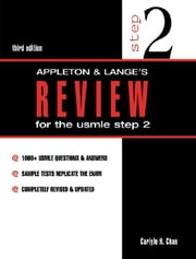 Appleton & Lange's Review for the USMLE Step 2 ebook by Kobo.Web.Store.Products.Fields.ContributorFieldViewModel