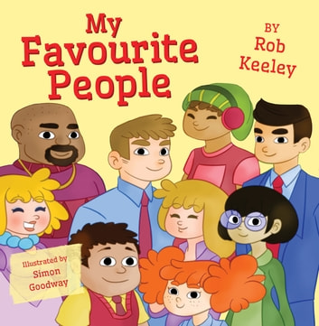 My Favourite People ebook by Rob Keeley