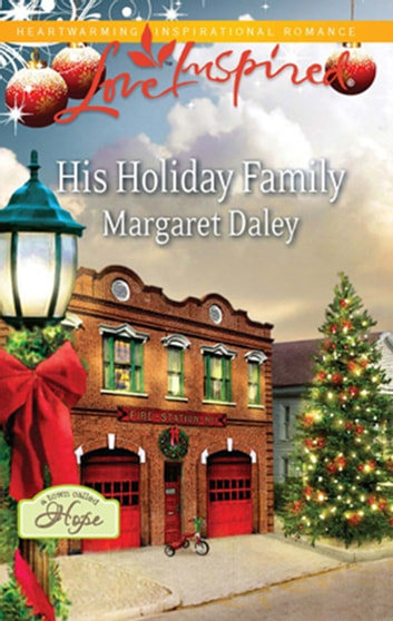 His Holiday Family ebook by Margaret Daley