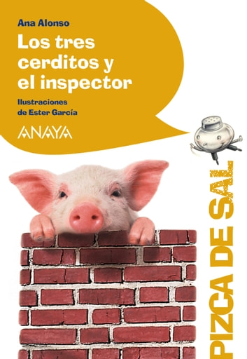 Los tres cerditos y el inspector ebook by Ana Alonso