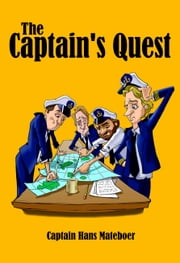 The Captain's Quest ebook by Hans Mateboer,Anne Hardin