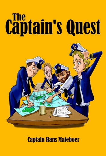 The Captain's Quest ebook by Hans Mateboer
