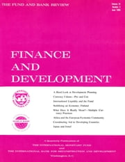 Finance & Development, June 1966 ebook by International Monetary Fund. External Relations Dept.