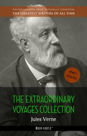 Jules Verne: The Extraordinary Voyages Collection ebook by Jules Verne