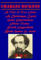 The Complete Notalbe Tales Anthologies of Charles Dickens (8 in 1) ebook by Charles Dickens