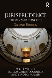 Jurisprudence - Themes and Concepts ebook by Scott Veitch,Emilios Christodoulidis,Lindsay Farmer