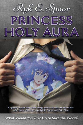 Princess Holy Aura ebook by Ryk E. Spoor