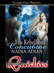 His Rebellious Concubine ebook by Nadia Aidan