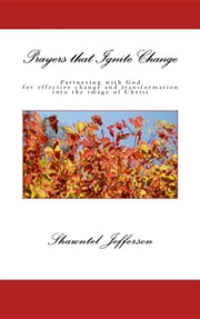 Prayers That Ignite Change ebook by Jefferson, Shawntel