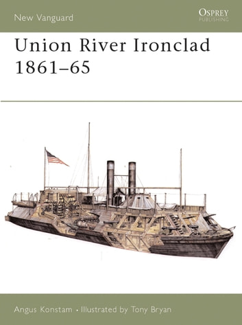Union River Ironclad 1861–65 eBook by Angus Konstam