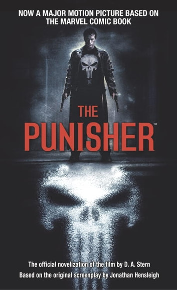 The Punisher - A Novel eBook by D.A. Stern