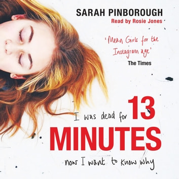 13 Minutes audiobook by Sarah Pinborough