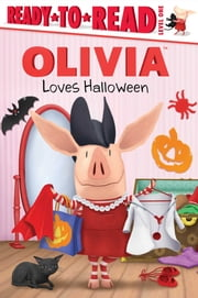 OLIVIA Loves Halloween - with audio recording ebook by Maggie Testa,Jared Osterhold