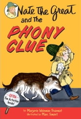Nate the Great and the Phony Clue ebook by Marjorie Weinman Sharmat
